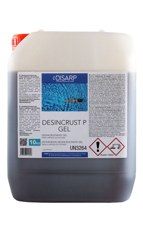 DESINCRUST P GEL