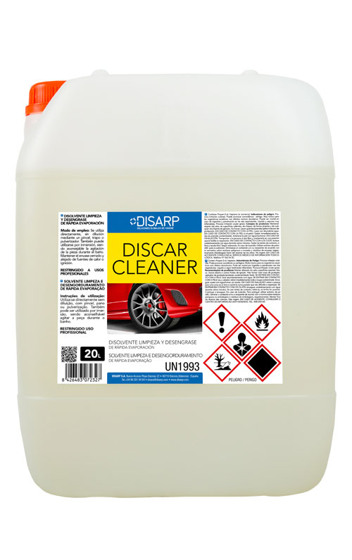 DISCAR CLEANER