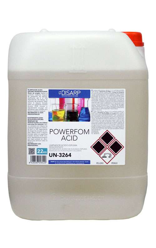 POWERFOM ACID
