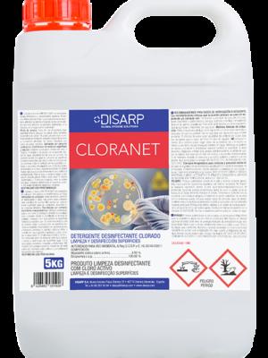 Garrafa de 5Kg de Cloranet